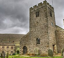 St Andrews Church,Dent. by Jamie  Green