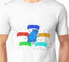 Powerband (Select Your Shirt Color) Unisex T-Shirt