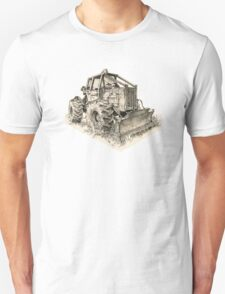 Log Tractor - Ink T-Shirt