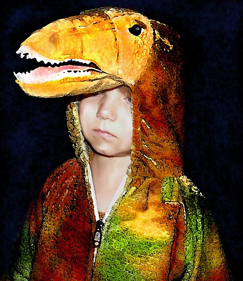 but I don't want to be a dinosaur by jashumbert