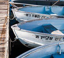 Boats by Julie Luke Art Work