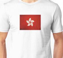 Hong Kong Flag Unisex T-Shirt