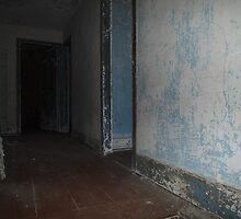Hallway by Thibault Trubert