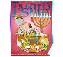 Passover Seder Poster