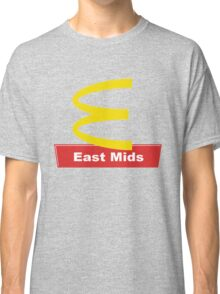 East Mids McDonalds Classic T-Shirt