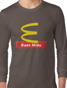 East Mids McDonalds Long Sleeve T-Shirt