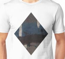 Grey abstract Unisex T-Shirt