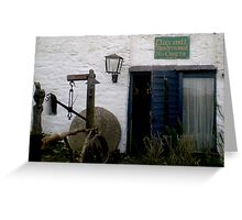 The Flax Mill...Derrylane Greeting Card