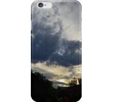 """Sunset Beyond Castle Peak"" iPhone Case/Skin"