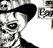 Voodoo Rhythm and Bayou Blues Sticker