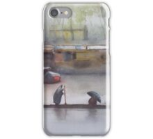 In the city and in the country iPhone Case/Skin