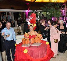 Carmen Miranda ... by Danceintherain