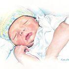 New Baby Sleep by Kate Eller