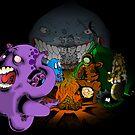 Deep Sea Ghost Stories by Michael Lee