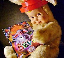 Booji Bunny by Spudwazz