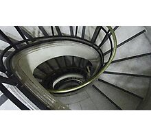 Stairway to mystery Photographic Print