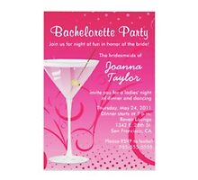 bachelorette party invitations by Wahlex