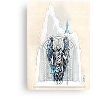 The White King Metal Print