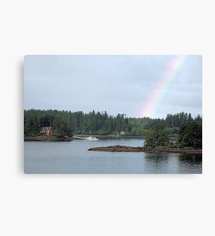 ~Alaska~ Canvas Print