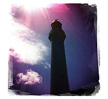 Light House Series- No.1 Photographic Print