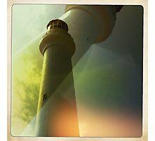 Light House Series- No.6 Photographic Print