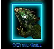 Iguana Bar and Grill by IDGARA
