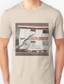 YOUTH BRIGADE - SINK WITH CALIFORNIA Unisex T-Shirt