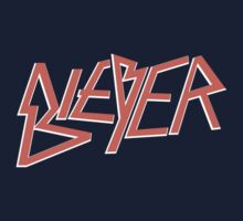 bieber slayer tshirt Kids Clothes