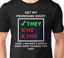 A Whole Dang Shirt Unisex T-Shirt