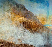 'Breaking mists, the Pap of Glen Coe' by KeithSalmon