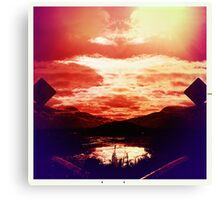 Gates of Hell? Canvas Print