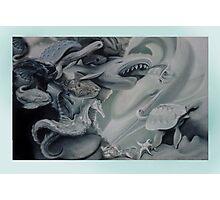 Aquatic Fantasia. Photographic Print