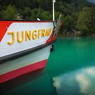 Boat to Jungfrau by anorth7