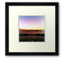 Double the Pleasure Framed Print
