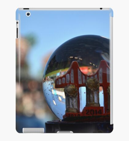 3 in 5 SnowGlobe iPad Case/Skin