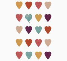 Lovebirds One Piece - Short Sleeve