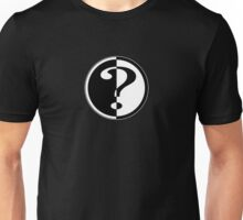 Ying, Yang, Why? Unisex T-Shirt