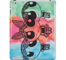 Zentangle Girls iPad Case/Skin