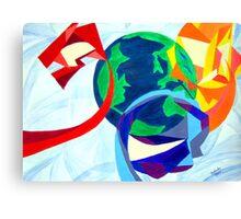Strategic Alliance Canvas Print