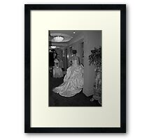 Gone With The Wind Framed Print