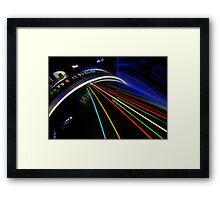 Kodachrome - You give us those nice bright colors Framed Print