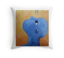 Step Up Throw Pillow
