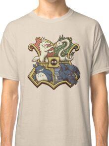 Ghibliwarts Crest Classic T-Shirt