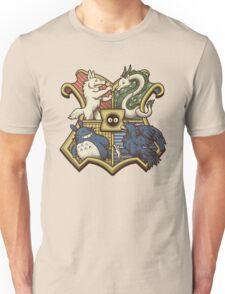 Ghibliwarts Crest Unisex T-Shirt