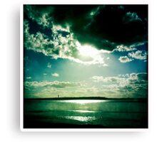Moody Skies Series- No.2 Canvas Print