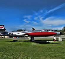 "Avro CF-100 Canuck Mark 5 Or Know As ""Clunk"" by ╰⊰✿ℒᵒᶹᵉ Bonita✿⊱╮ Lalonde✿⊱╮"