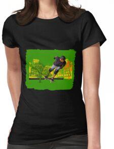 Metropolitan Life Womens Fitted T-Shirt