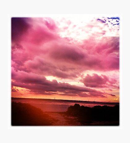 Moody Skies Series- No.4 Photographic Print