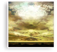 moody Skies Series- No.5 Canvas Print