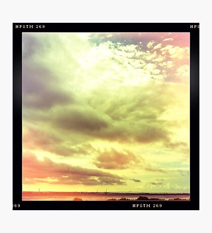 moody Skies Series- No.6 Photographic Print